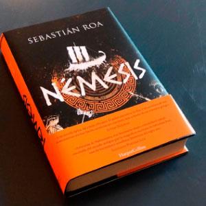 Libro Nemesis tapa dura