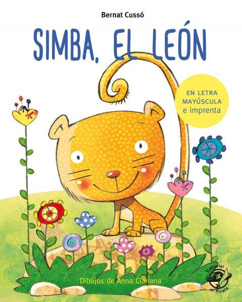Simba, el león de Bernat Cussó