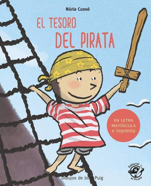 El tesoro del pirata de Núria Cussó Grau