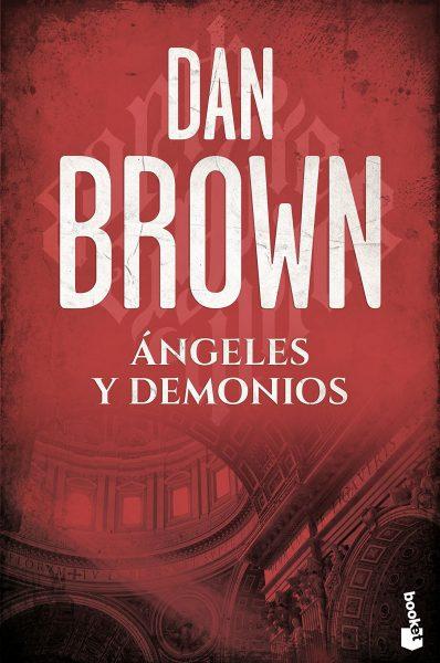 Ángeles y demonios, Dan Brown