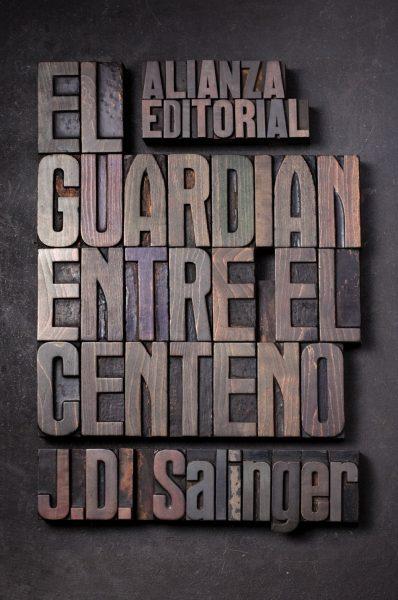 El Guardián entre el deseo, libro novela de J.D. Salinger