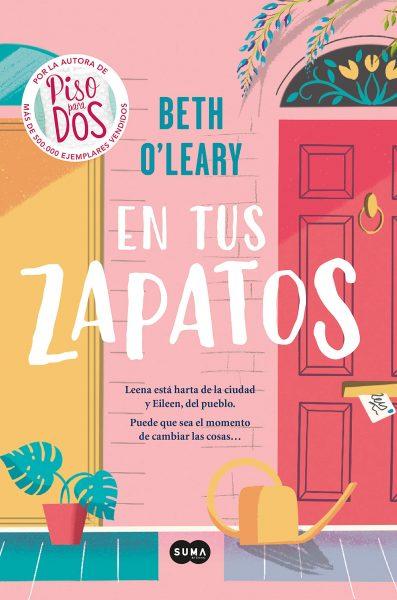 En tus zapatos, libro novela romántica de Beth O'Learly