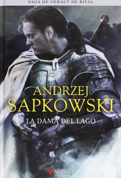 La dama del lago, Libro novela Saga Geralt de Rivia 7.