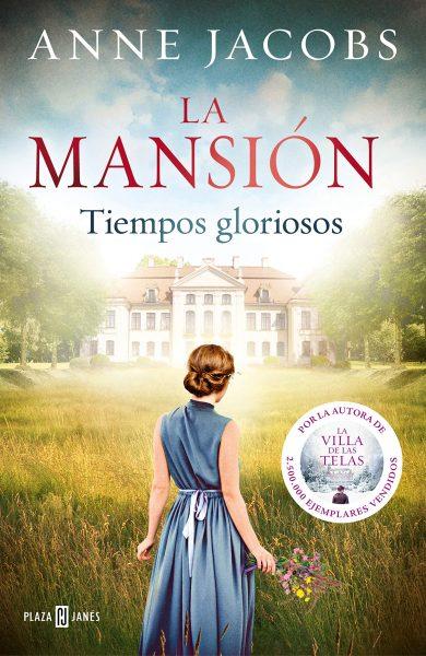 La mansión, libro novela de Anne Jacobs