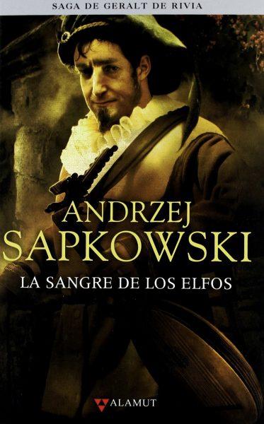 La Sangre de los Elfos, Saga Geralt de Rivia 3, libro novela de Andrzej Sapkowski
