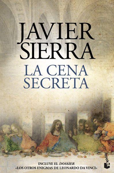 La cena secreta, libro novela de Javier Sierra