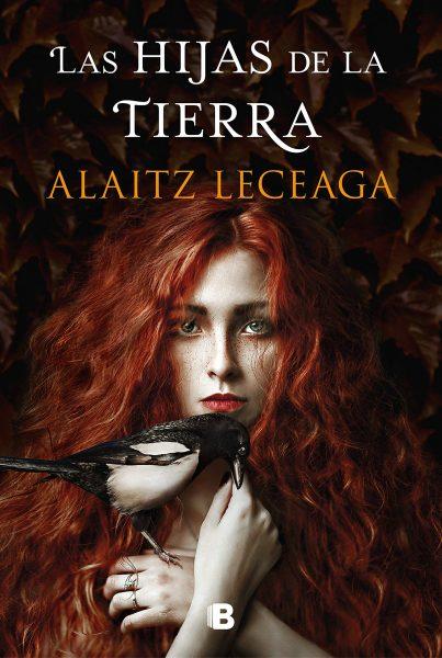 Las hijas de la Tierra, libro de Alaitz Leceaga
