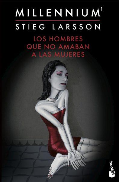 Los hombres que no amaban a las mujeres, saga millennium 1, libro novela, Stieg Larsson