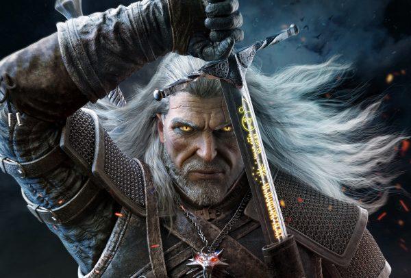 Saga Geralt de Rivia, The Witcher novelas