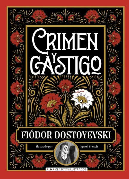Crimen y castigo libro novela de Fiódor Dostoievski