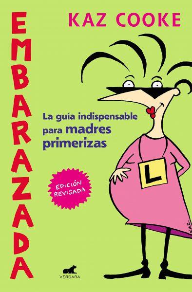 Embarazada, libro de Kaz Cooke