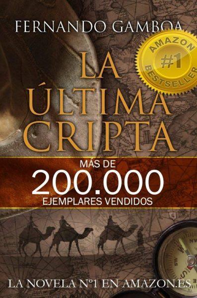 La última cripta, novela de Fernando Gamboa