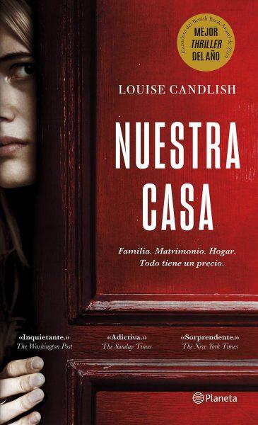 Nuestra Casa, libro novela de Louise Candlish