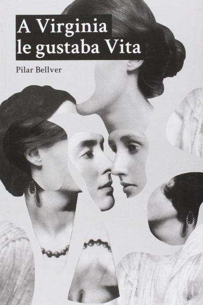 A Virginia le gustaba Vita, libro novela de Pilar Bellver