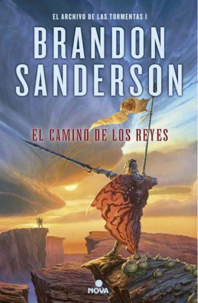 El Camino de los reyes, libro novela de Brandon Sanderson, portada, comprar