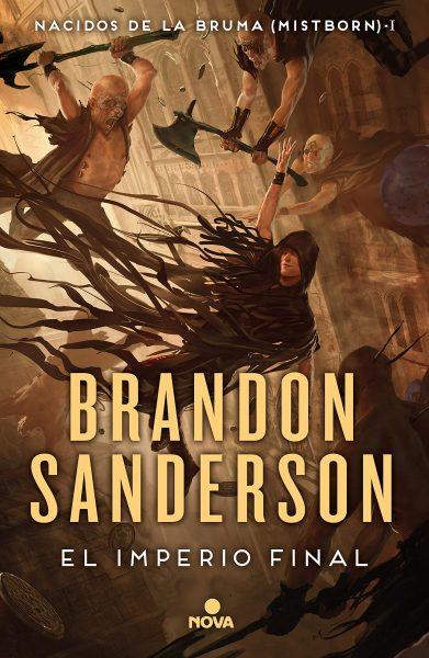 El Imperio Final, libro de Brandon Sanderson