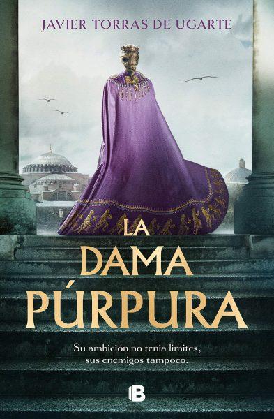La Dama Púrpura, libro novela de Javier Torras De Ugarte.
