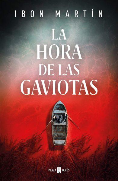 La hora de las Gaviotas, libro novela Ibon Martín