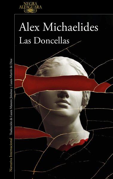 Las Doncellas, Alex Michaelides, portada
