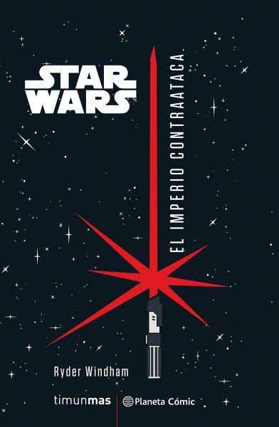 Star Wars El imperio contraataca novela