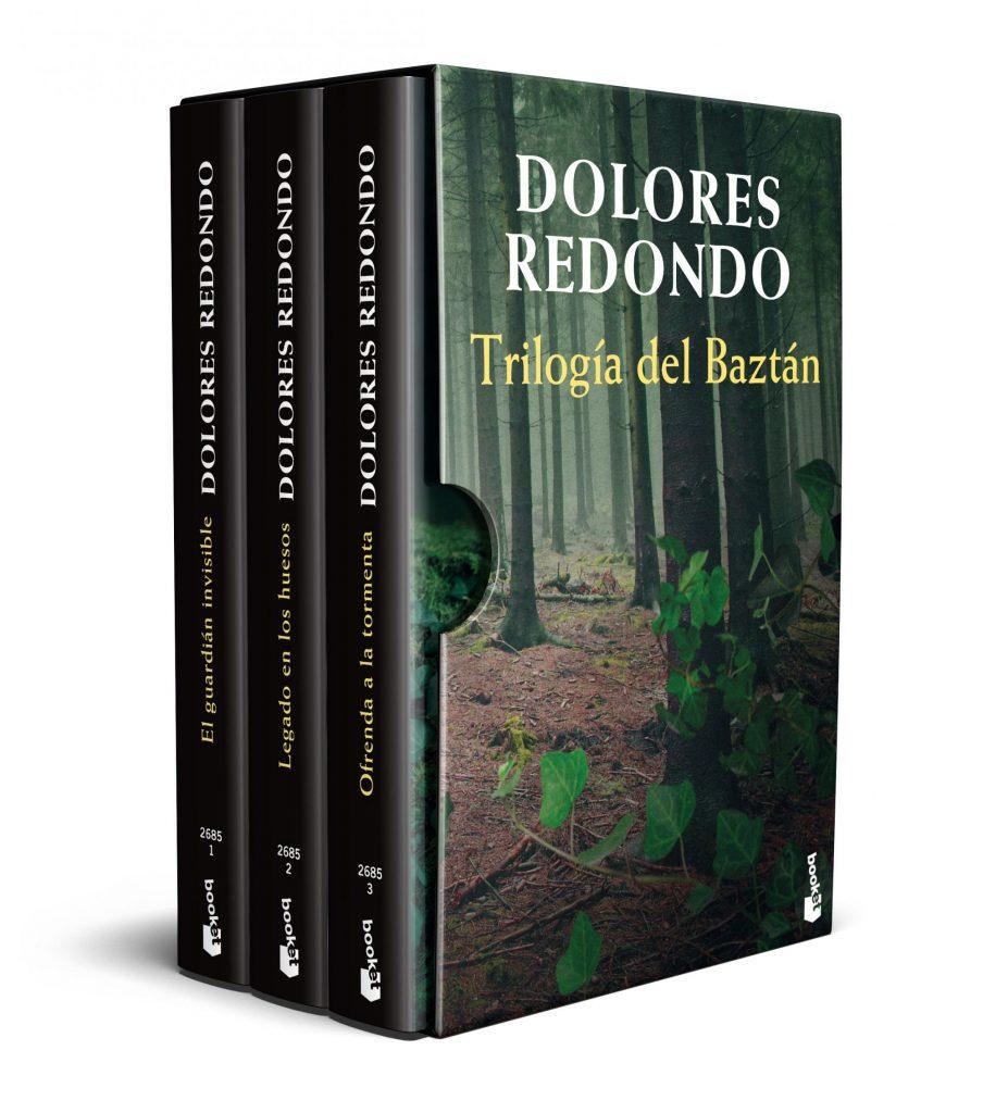 Trilogía del Baztán, pack novelas de Dolores Redondo, portada, Sinopsis