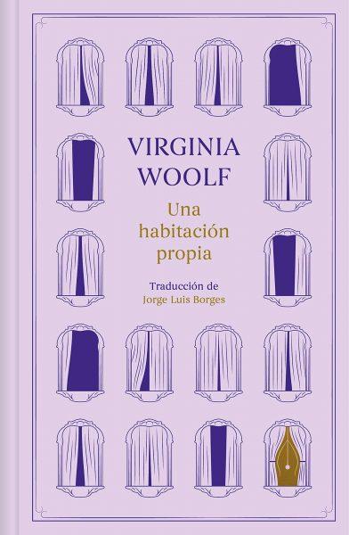 Una habitación propia, libro novela de Virginia Woolf