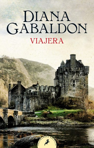 Viajera, tercer libro de la saga outlander