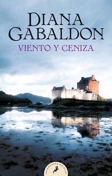 Viento y cenita, sexto libro de la saga Outlander