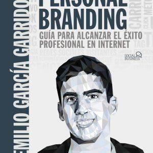 Libro para crear marca personal en Internet y tener exito.