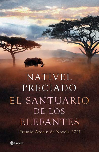 El Santuario de los elefantes, libro