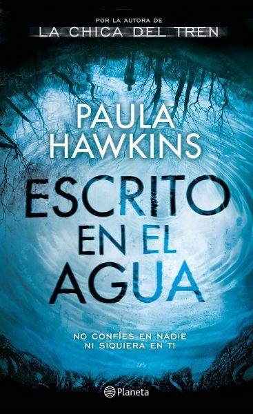 Escrito en el agua, libro novela de Paula Hawkins