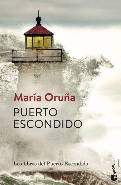 Puerto Escondido, primera novela negra de María Oruña
