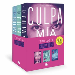 Pack trilogía Culpables