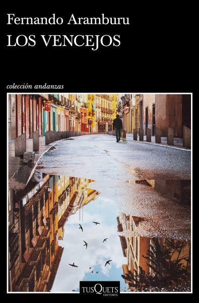 Los vencejos, novela Fernando Aramburu